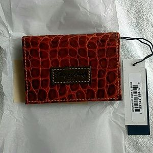 NWT Dooney and Bourke ID wallet